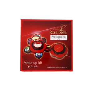 Rosa Bella Professional Make Up Kit 512094 1 Set