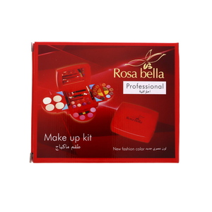 Rosa Bella Professional Make Up Kit 2563W 1 Set