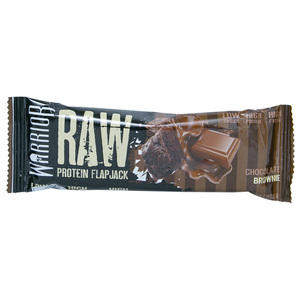 Warrior Feast Raw Protein Flapjack Chocolate Brownie 75g