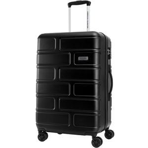 American Tourister Bricklane 4 Wheel Hard Trolley 55cm Black