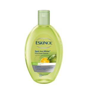 Eskinol Spot-Less White Deep Facial Cleanser with Calamansi Extracts 225ml