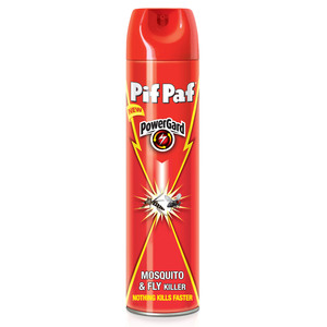 Pif Paf Mosquito & Fly Insect Killer 600ml