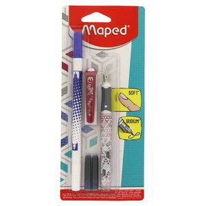 Maped Fountain Pen Set MD22213