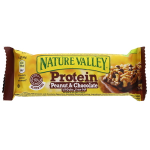 Nature Valley Protein Peanut And Chocolate Bar 40g