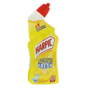 Harpic Active Fresh Citrus Toilet Cleaner 500ml