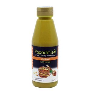 Kalamata Mustard with Honey 300g