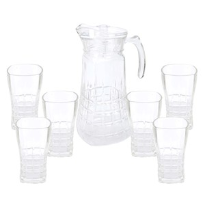Home Glass Water Set GB39XDY 7pcs