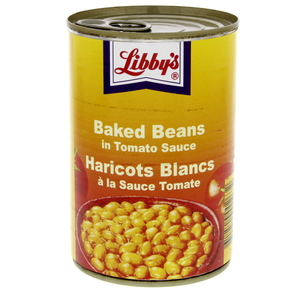 Libby's Baked Beans In Tomato Sauce 420g