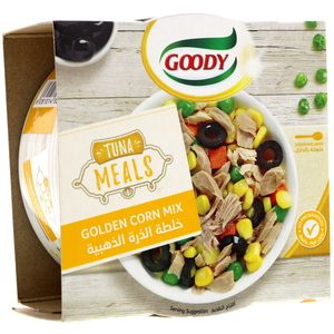 Goody Tuna Meals Golden Corn Mix 153g