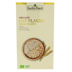 Earth's Finest Organic Oat Flakes 450g
