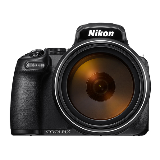 Nikon Digital Camera COOLPIX P1000 Black