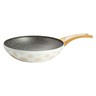 Fatafeat Wok Pan 28cm White FT-28W-W