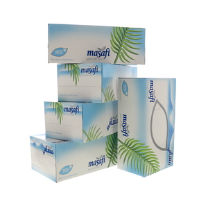 Masafi Facial Tissue 2ply 5 x 200pcs