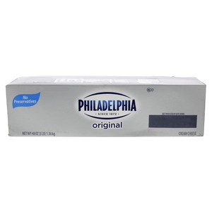 Kraft Philadelphia Cream Cheese Original 1.36kg