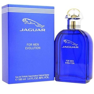 Jaguar Evolution EDT For Men 100ml