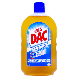 Dac Antiseptic Disinfectant 500ml