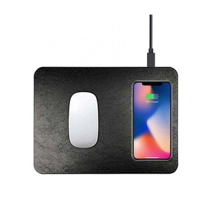 Trands Mouse pad with Wireless Charger Micro USB Charging Port MUW97