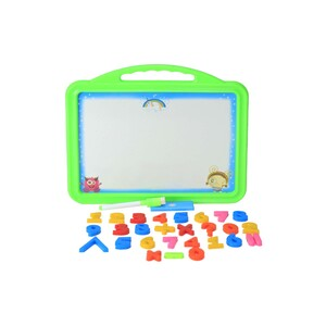 Win Plus White Board + Magnet Letter 5088
