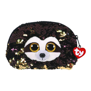 Fashion Sequin Sloth Dangler Accessory Bag 95824