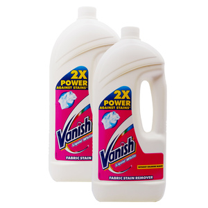 Vanish Liquid White 2 x 1Litre