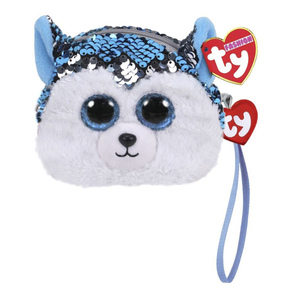 Fashion Sequin Dog Slush Wristlet 95225