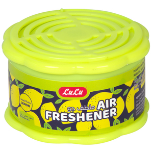 Lulu Air Freshener Gel Lemon 80g