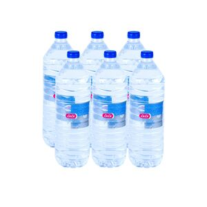 Lulu Natural Drinking Water 6 x 1.5 Litre