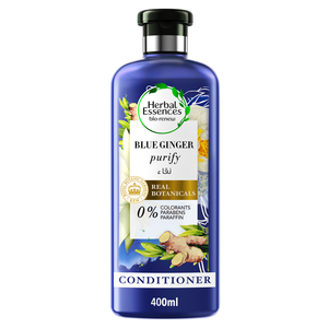 Herbal Essences Bio:Renew Purify Blue Ginger Conditioner 400ml