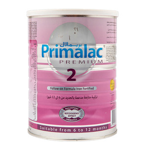 Primalac Premium 2 Follow on Formula Iron Fortified 6-12months 900g