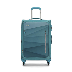 Skybags Reverb 4Wheel Soft Trolley 59cm Teal