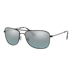 Ray-Ban Unisex Sunglass Square 3543-002/5L59