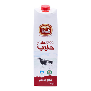 Baladna Low Fat Long Life Milk 1Litre
