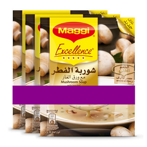 Maggi Excellence Mushroom Soup 3 x 54g
