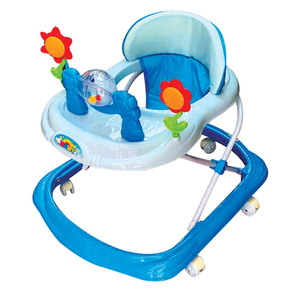 Zikku Baby Walker ZGF-1018 Assorted Color