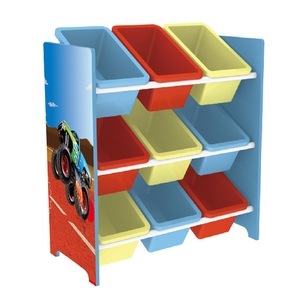 Maple Leaf Kids Toy Cabinet Blue K8016 Size: H63.5xD30xW60cm