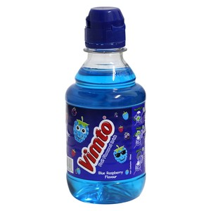 Vimto Blue Raspberry Fruit Flavoured Drink 250ml