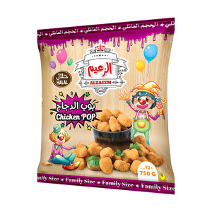 Al Zaeem Chicken Pop 750g
