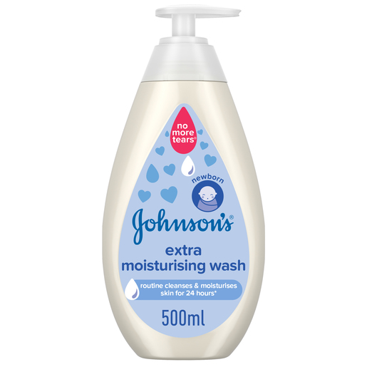 Johnson's Wash Extra Moisturising Wash 500ml