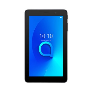 Alcatel Tablet 1T7-9009, Quad-core 1.3 GHZ Cortex-A7, 1GB RAM, 8GB Memory, 7.0 inches Display, Android 8.1 (Oreo), Bluish Black