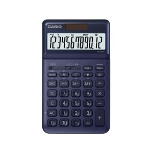 Casio Calculator JW200SC Blue