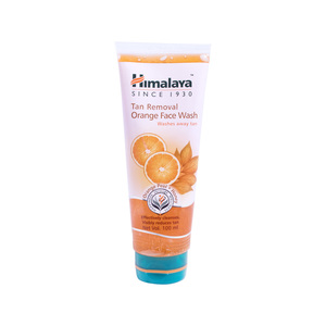 Himalaya Tan Removal Face Wash Orange 100ml