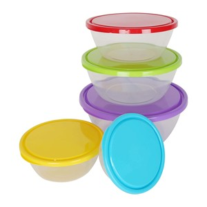 Bee Food Storage Set 765/5 5pcs