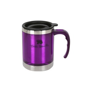 Tom Smith Stainless Steel Travel Mug 400ml XIN7860