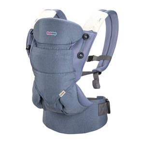 First Step Baby Carrier 6618 Blue