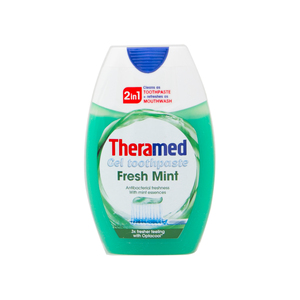 Theramed Fresh Mint Gel Toothpaste 75ml