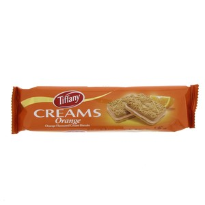 Tiffany Cream Biscuits Orange 90g