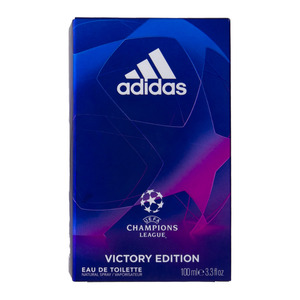 Adidas UEFA Victory Edition EDT For Men 100ml