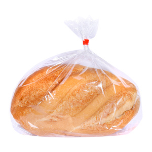 Lulu White Crusty Bread 1pc