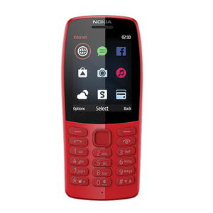 Nokia 210DS Red