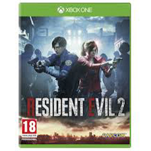 Resident Evil 2 Standard Edition Xbox One